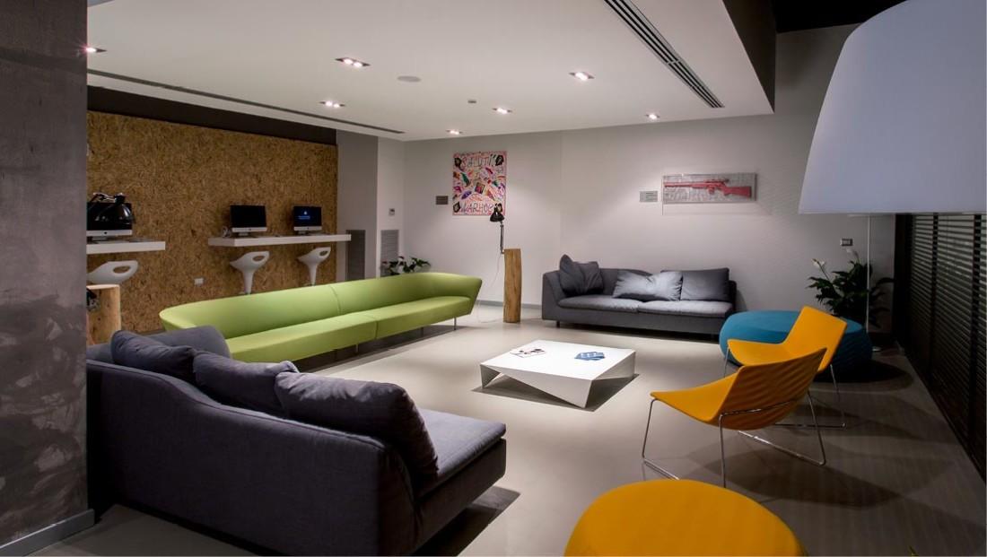 area lounge divani e poltrone