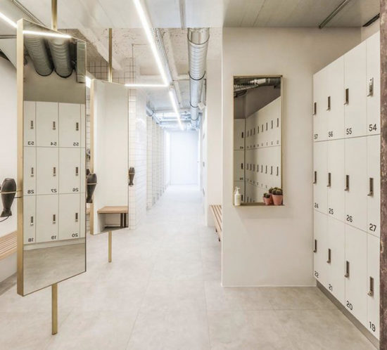 fit interiors lockers