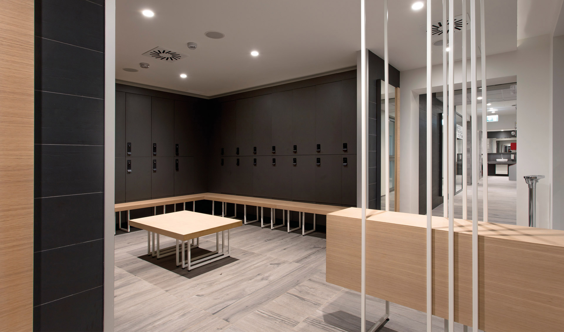 Specchi Per Palestra On Line fit interiors - arredamento per palestre, centri benessere